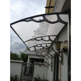 The Hamilton Outdoor Window Awning Cover 6000 X 1200mm