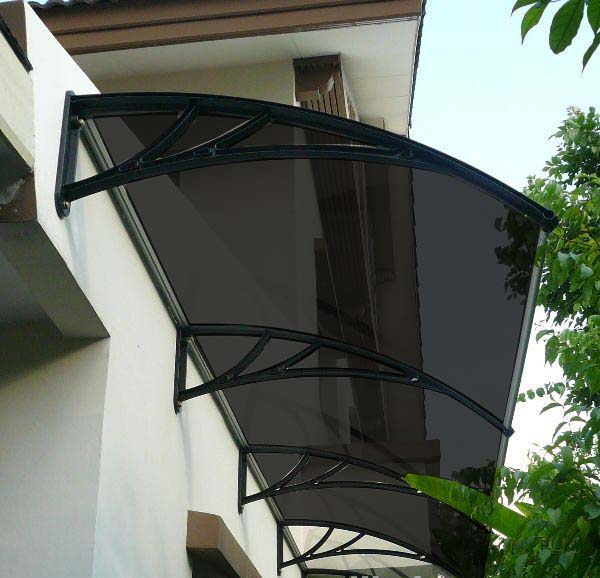 The Hamilton Outdoor Window Awning Cover 4500 X 1200mm