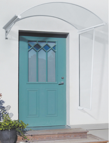 The bondi entrance door canopy awning cover 1500mm x 700mm for 1500mm patio doors