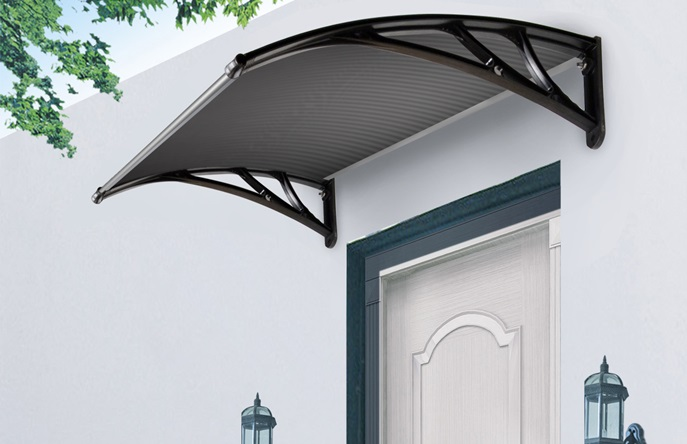 Door Canopy Rain Cover For Porch Outdoor Awning By: The